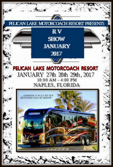 Pelican Lake RV Show 2017
