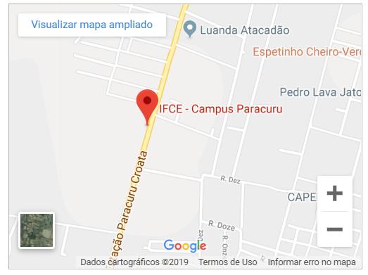 Rodovia CE341 km2 - Paracuru - Ceará