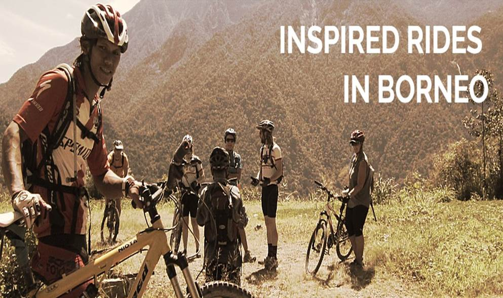 Bringing Borneon Tripadvisor award winning Borneo cycling tour!