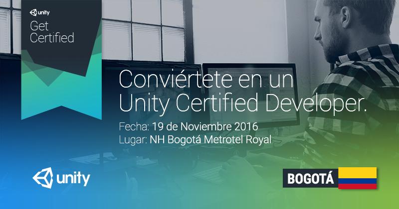 Certification Bogota