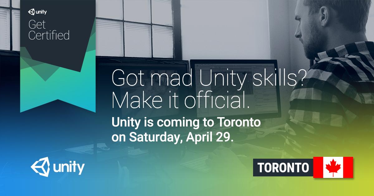 Get Certified in Toronto