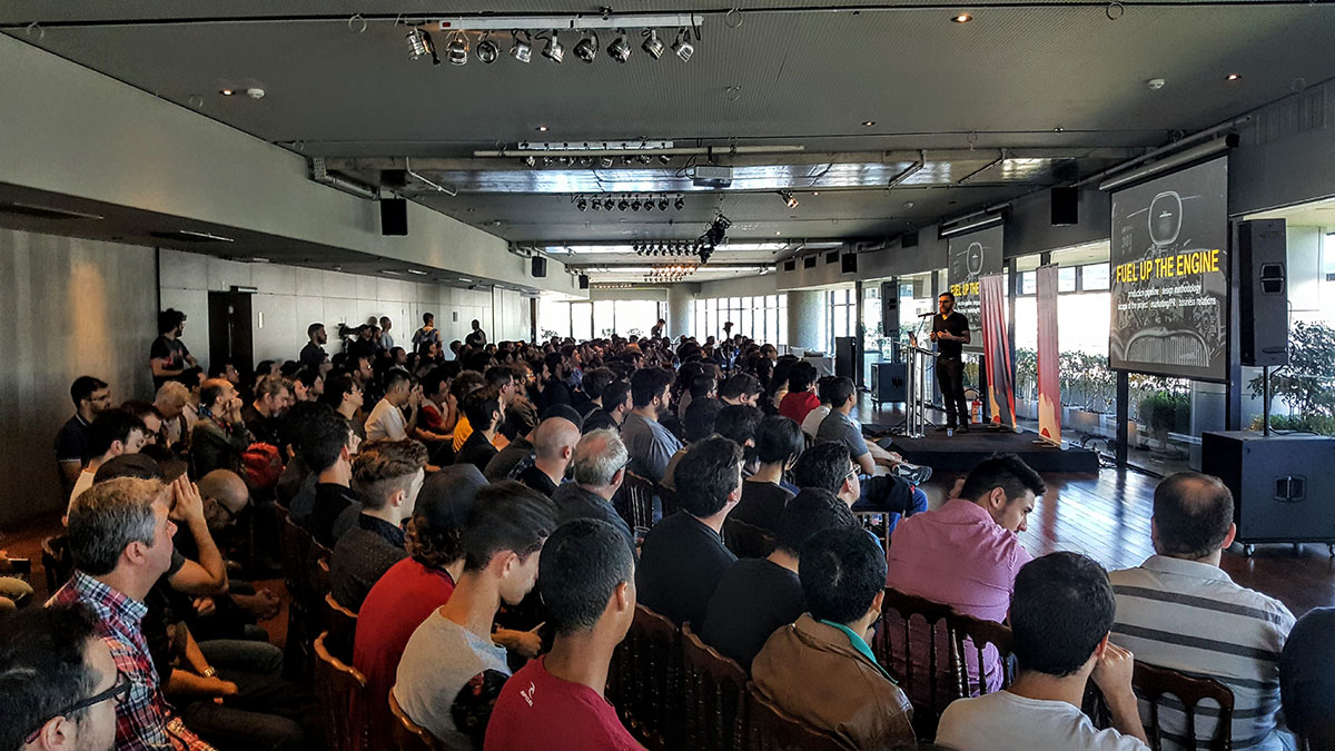 Unity Developer Day Brasil 2018