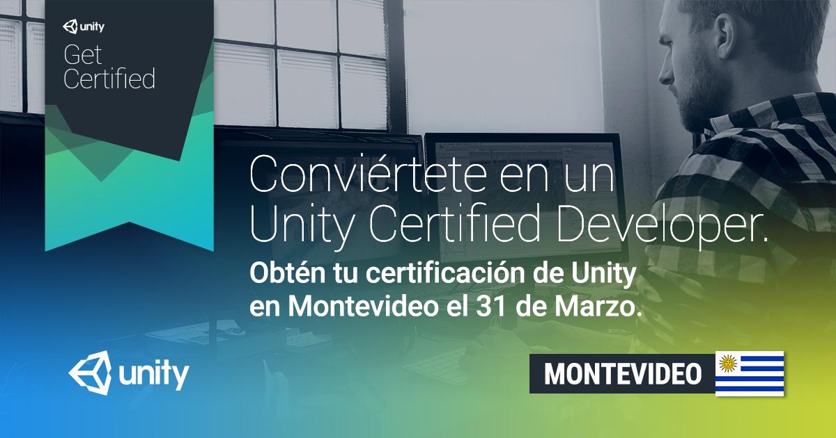 Certification Montevideo