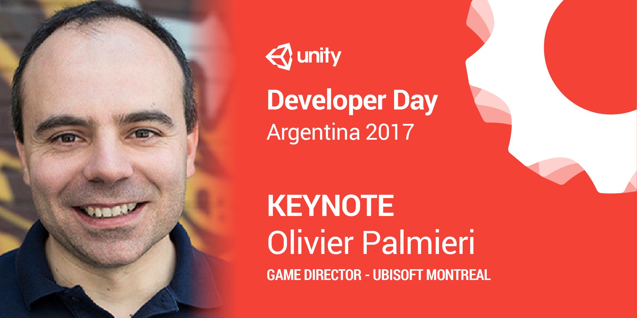 Unity Developer Day Keynote