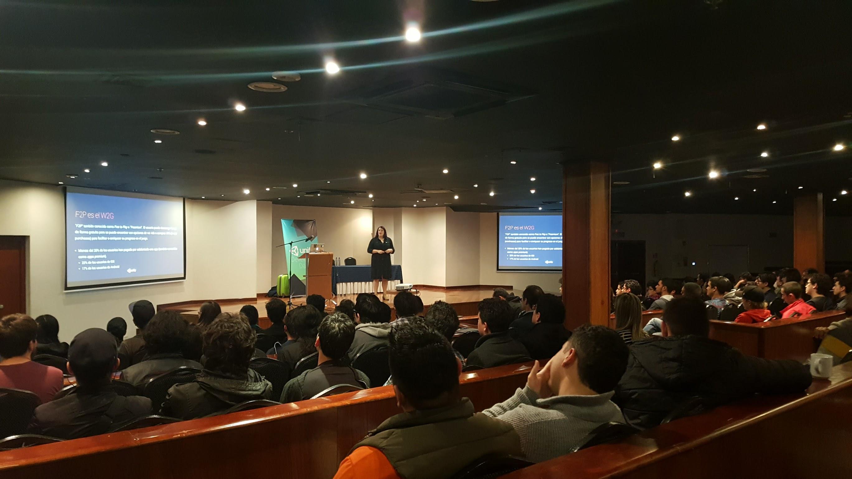 Unity Developer Day Colombia 2016