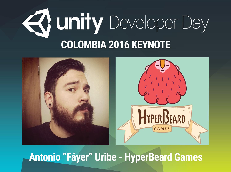 Antonio Uribe - HyperBeard Games