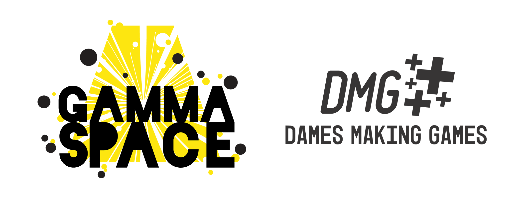 Gamma Space and Dames Making Games