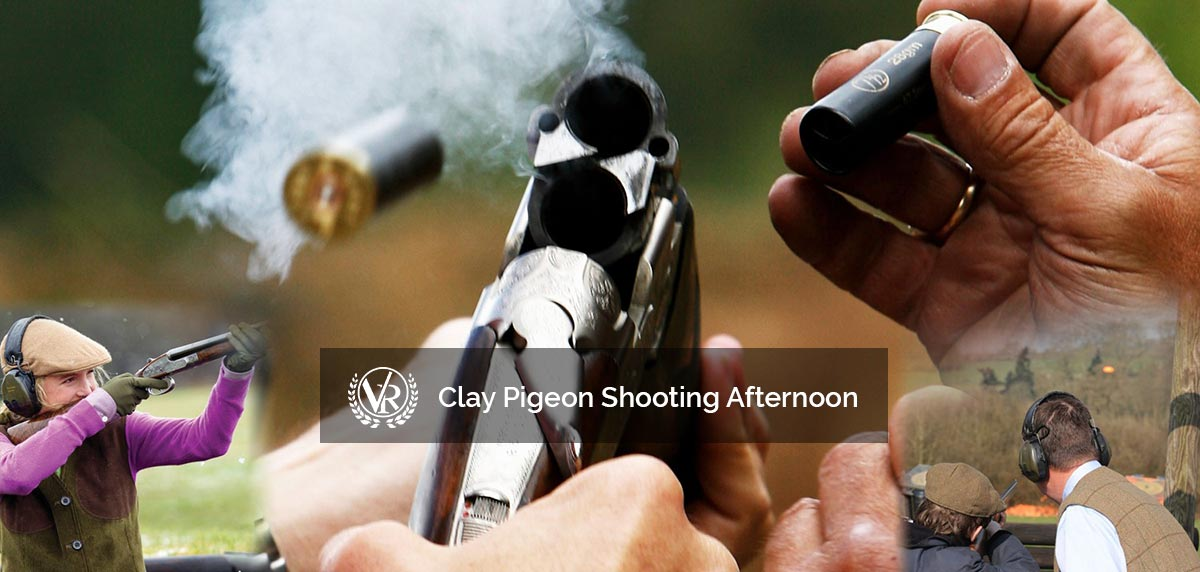Verve Spring Clay Pigeon Shooting