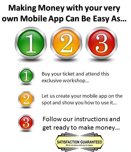 Mobile Apps Make You Money!