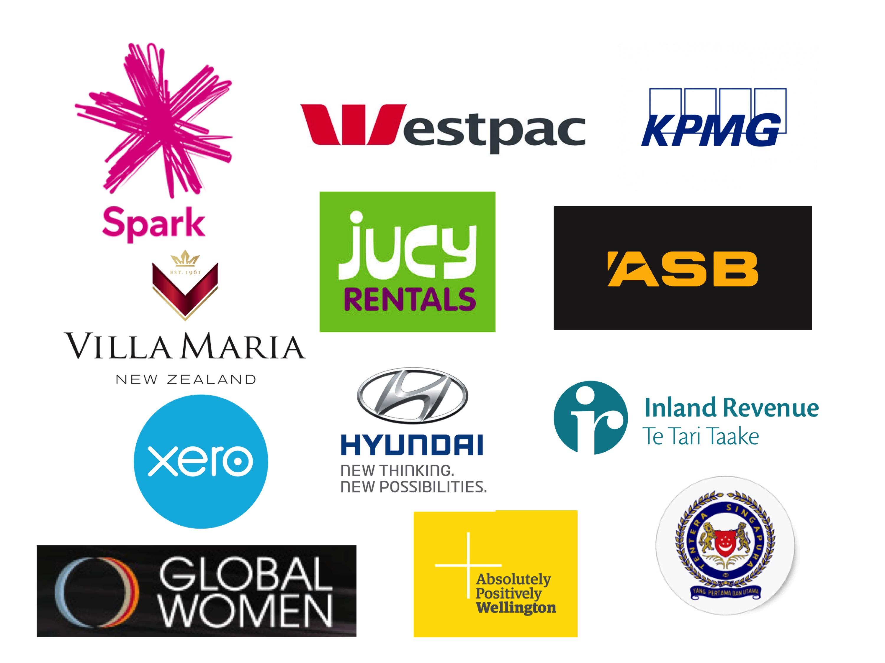 JOLT client logos