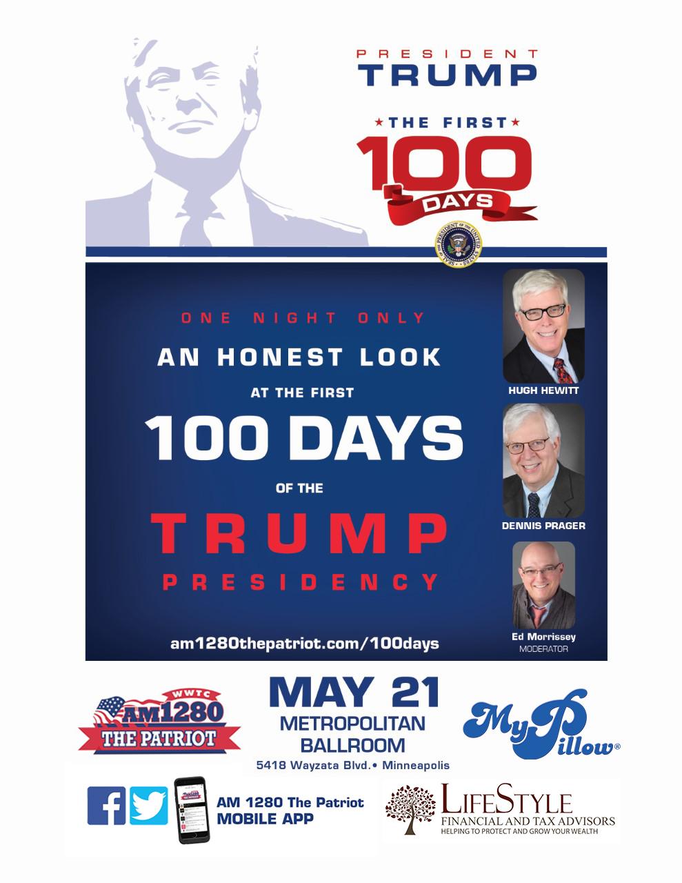 100 Days Tour - Minneapolis, MN