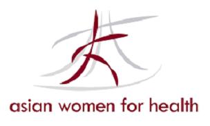 Asian Women For Health Logo