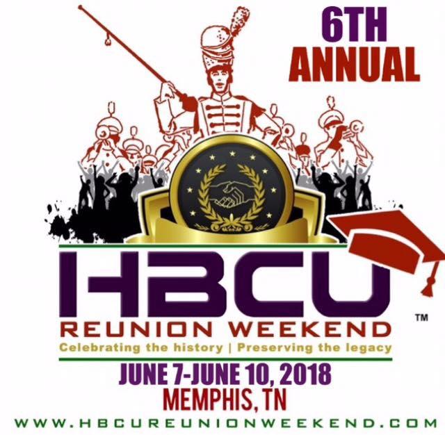 6th Annual HBCU Reunion Weekend logo