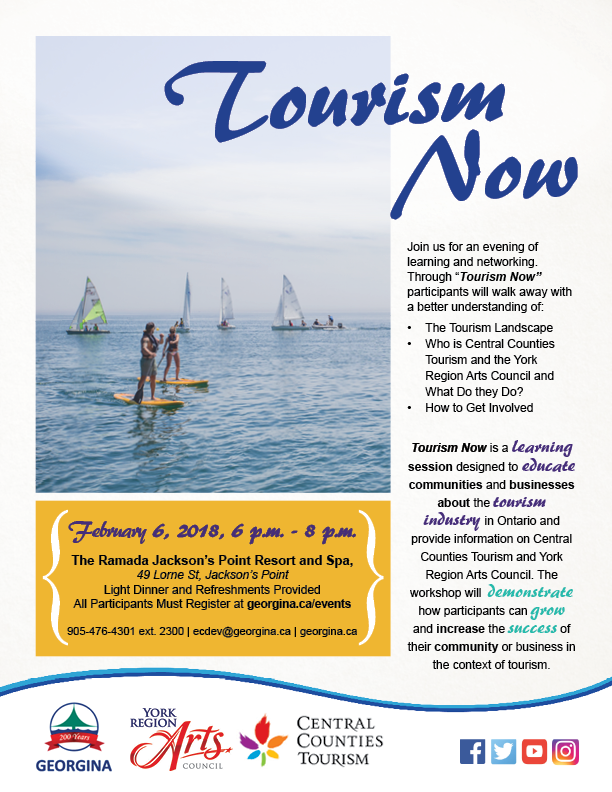Tourism Now Poster