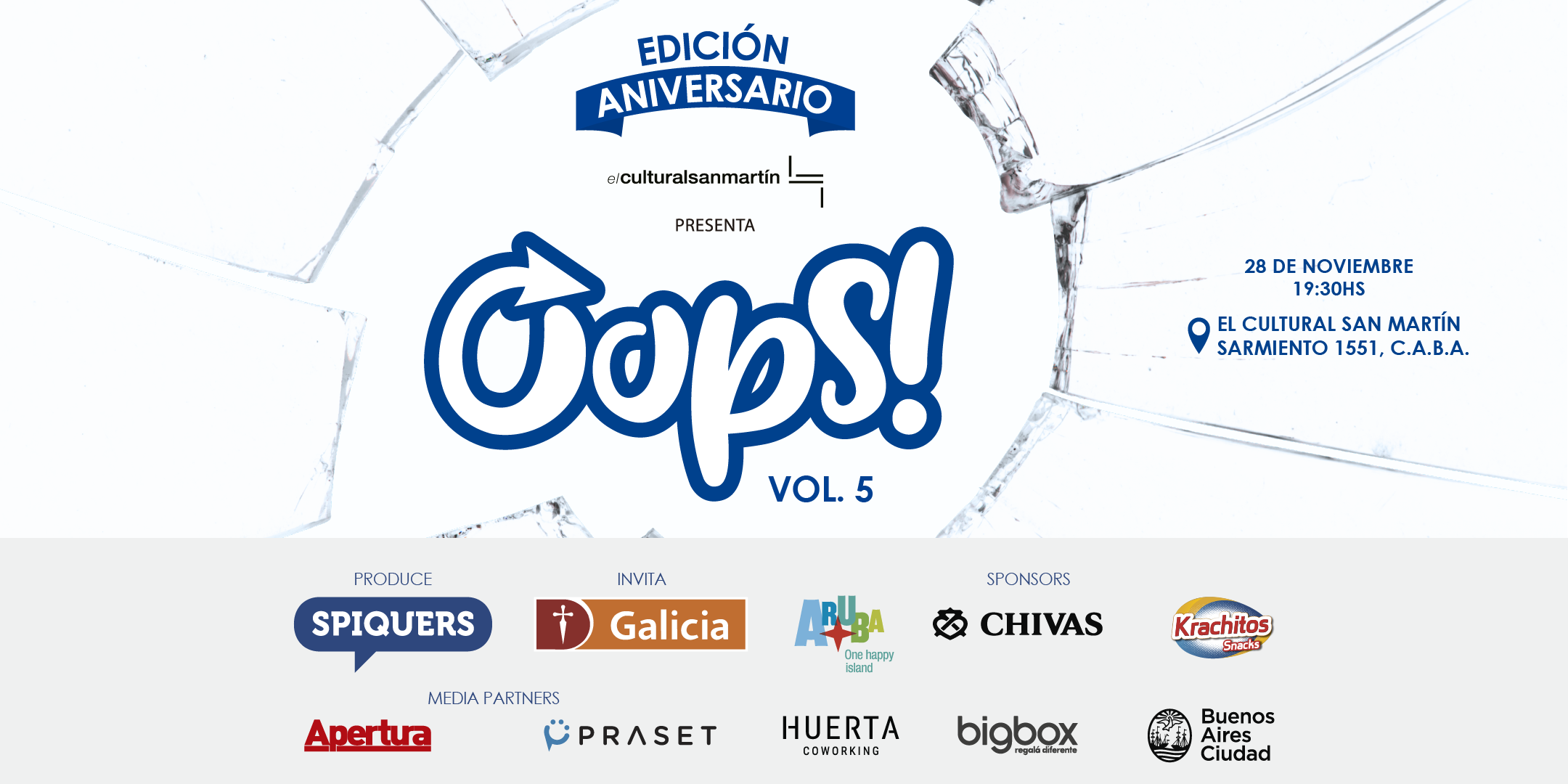 OOPS! Edición Aniversario