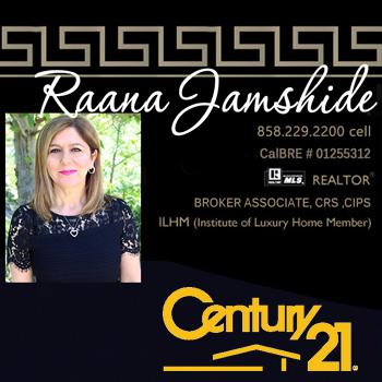 Raana Jamshideh Realtor