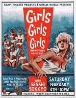 Saturday Night Special: Senshi Sokkyo and Girls Girls Girls