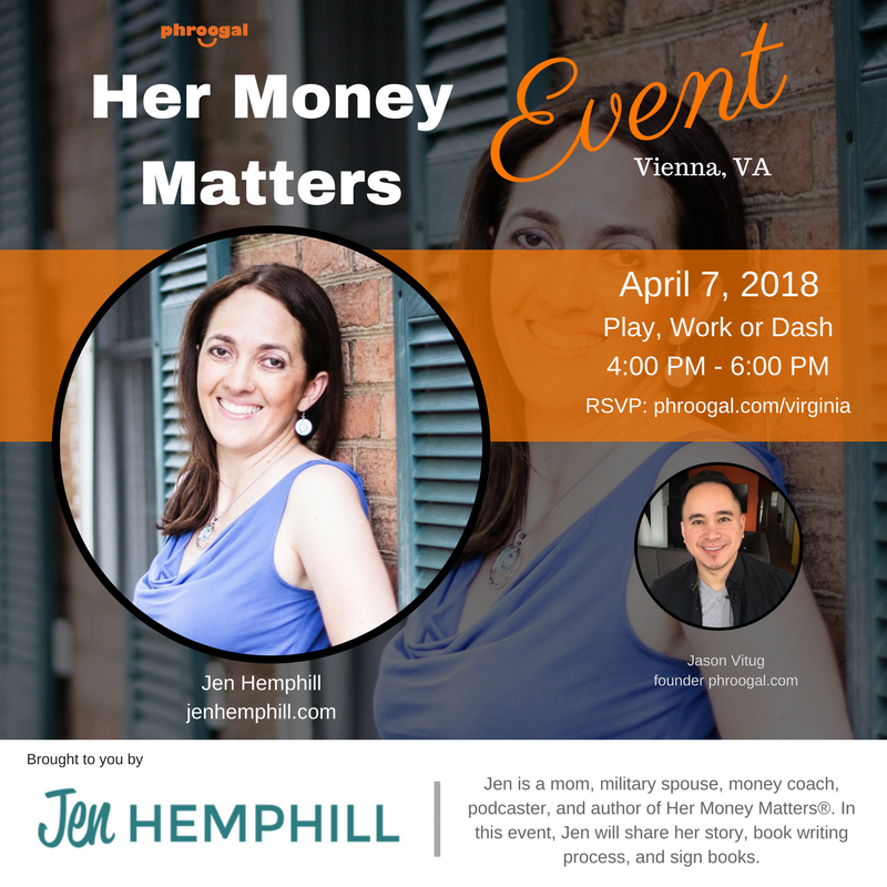 Her Money Matters Event
