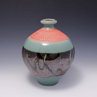 Celdon Jar