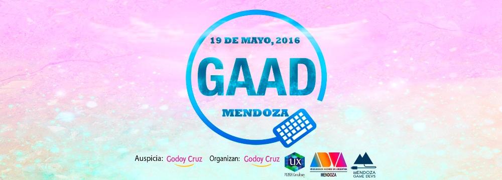Banner de GAAD Mendoza 2016
