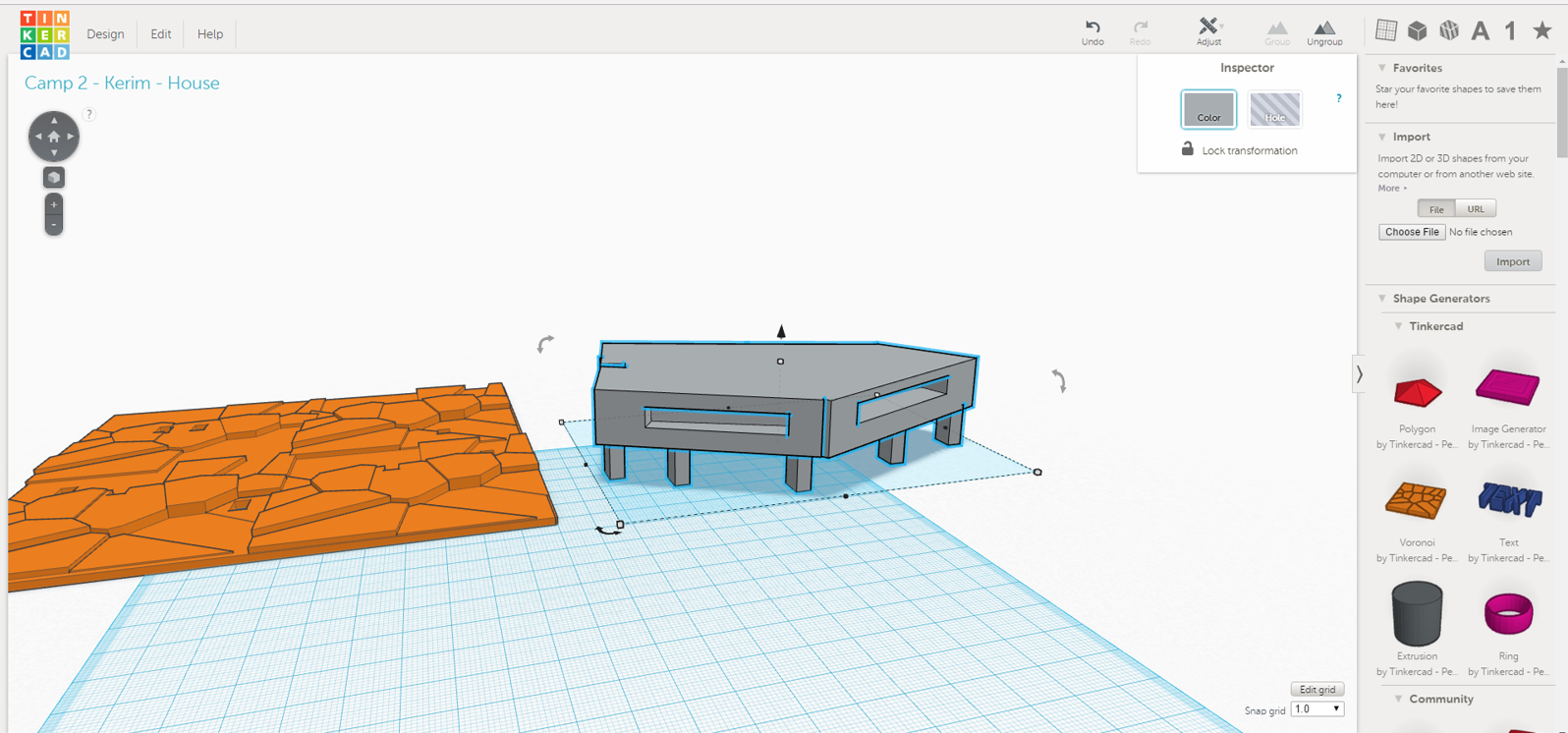 Zen maker club 3d design 3d printing 3d coding for 3d blueprint maker