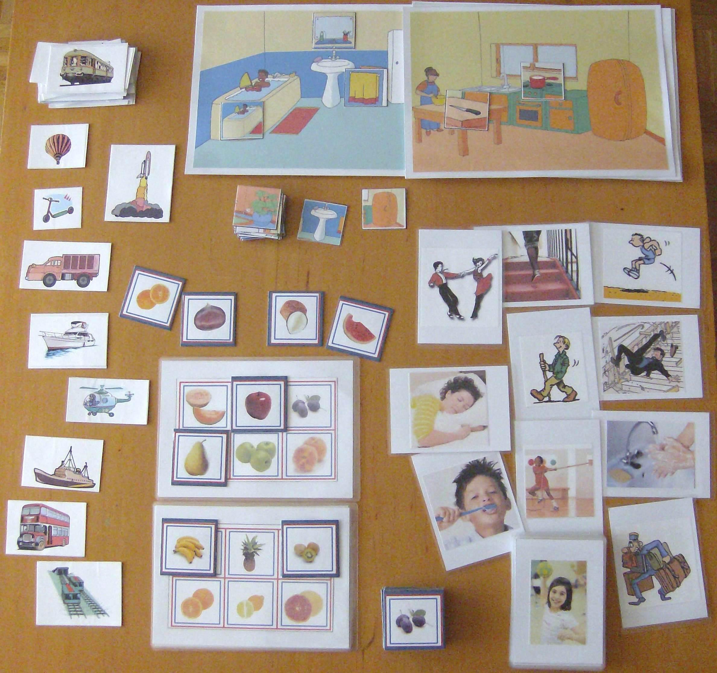 français jeux enfants