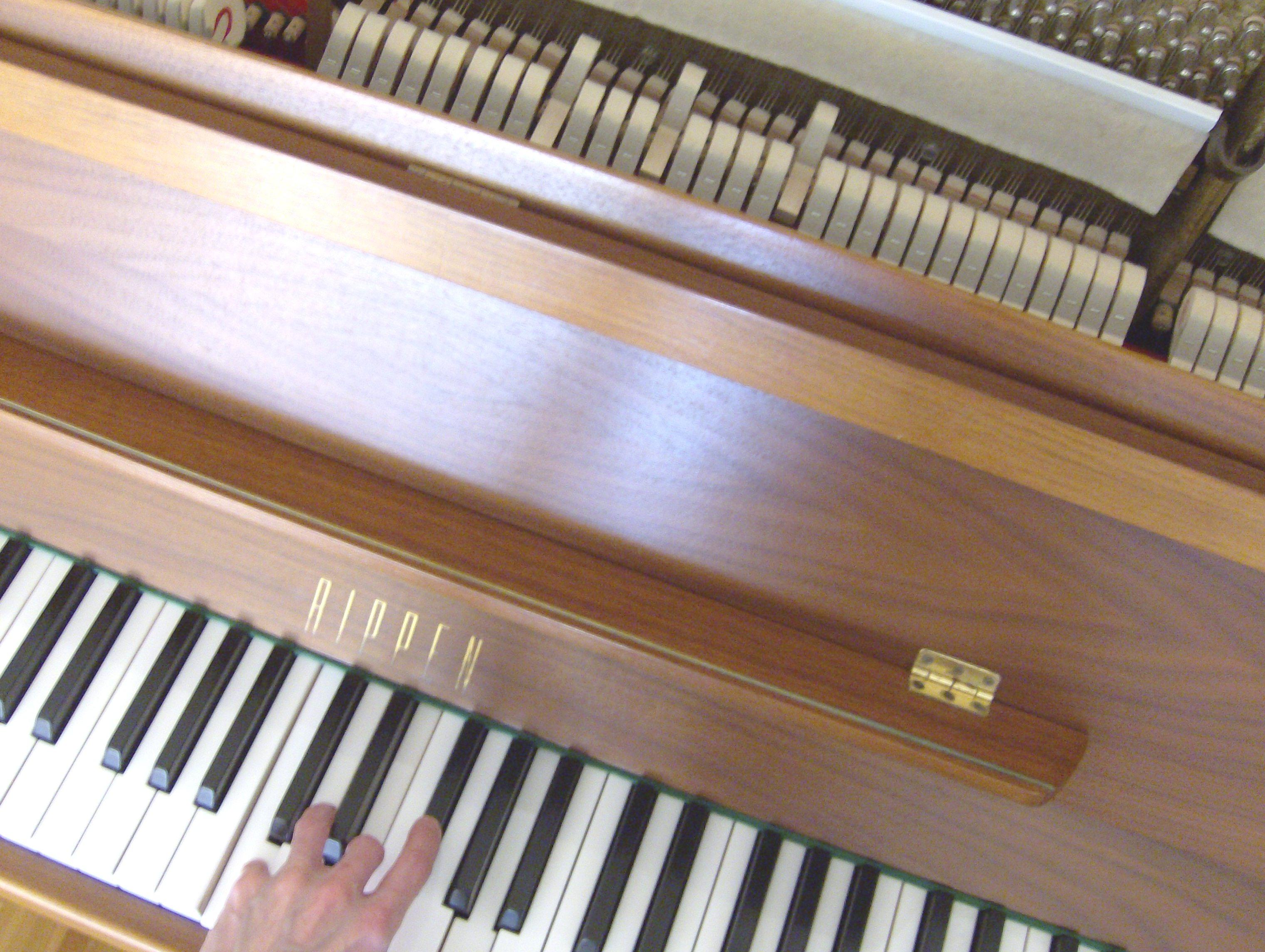 piano essayer