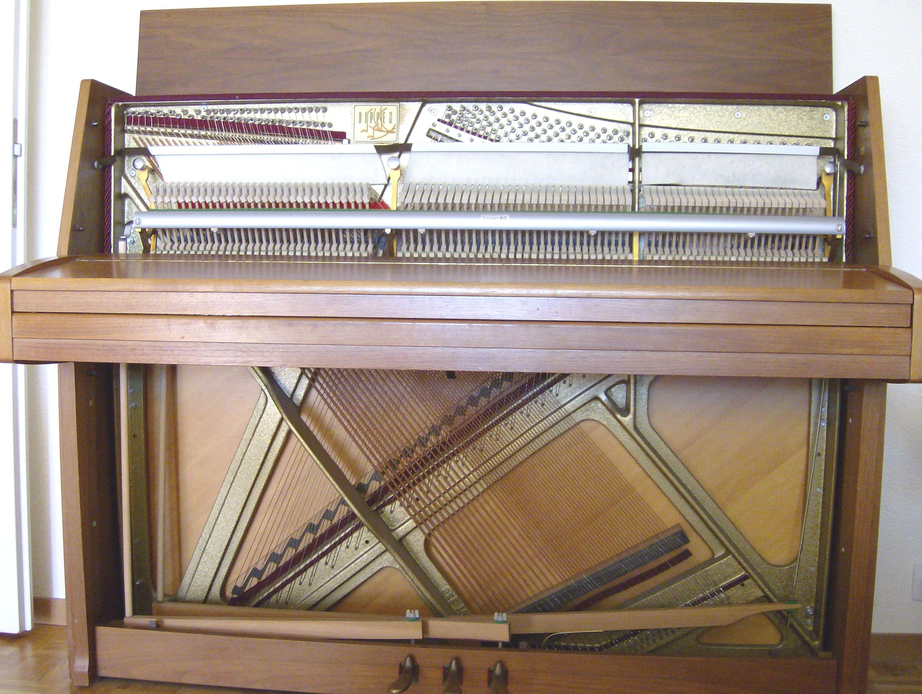 piano structure