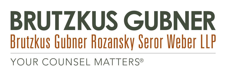 Brutzkus Gubner logo