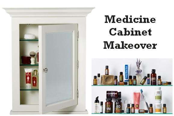 Doterra Medicine Cabinet Makeover | memsaheb.net