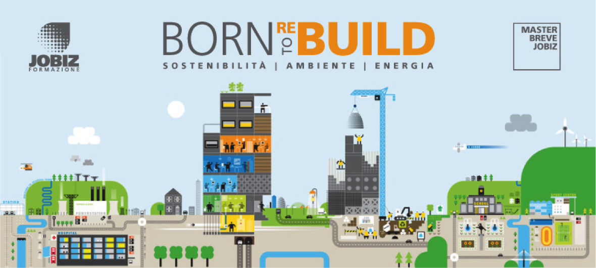 BORN TO RE-BUILD