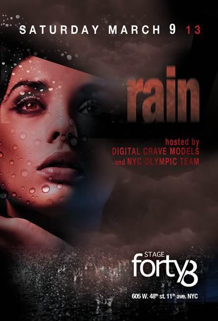RAIN flyer