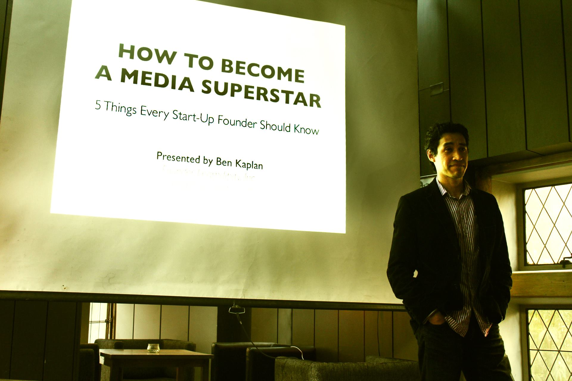 Become a Media Superstar