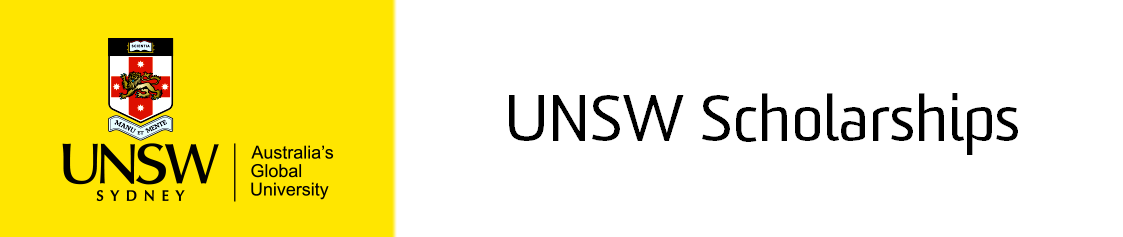 UNSW Scholarships Banner