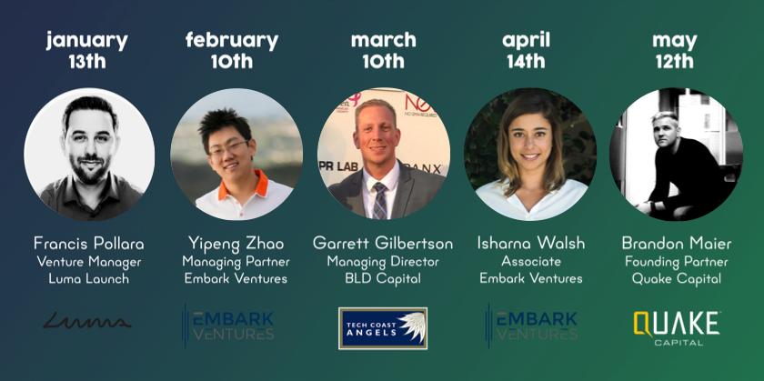 Investor Speakers