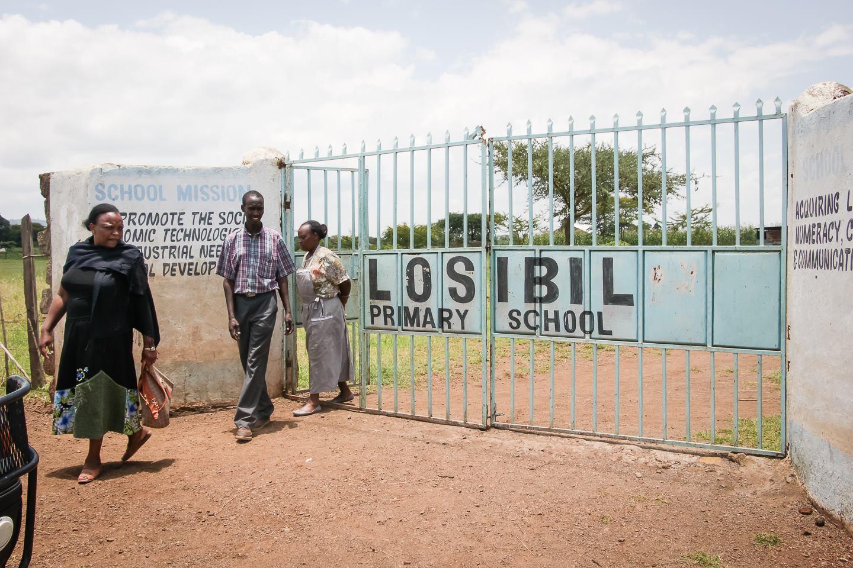 Losibil Primary school