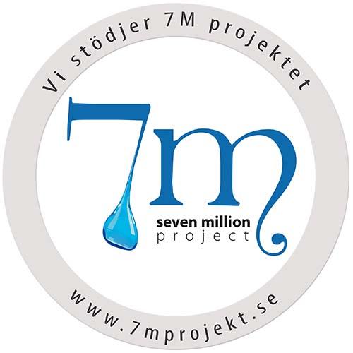 7M projektet startades av Peter Löfqvist i Treleborg