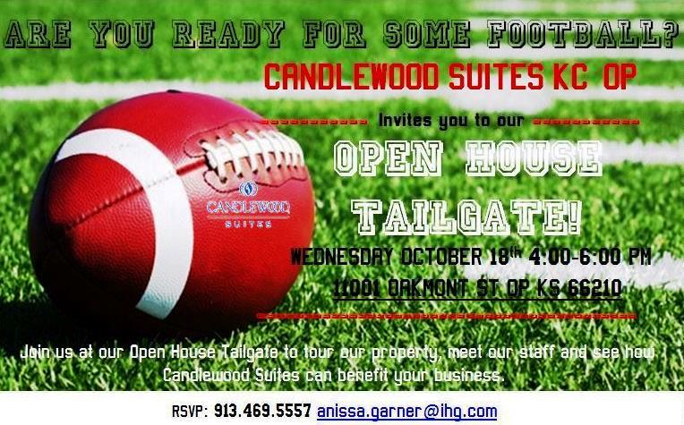 Open House Tailgate Party