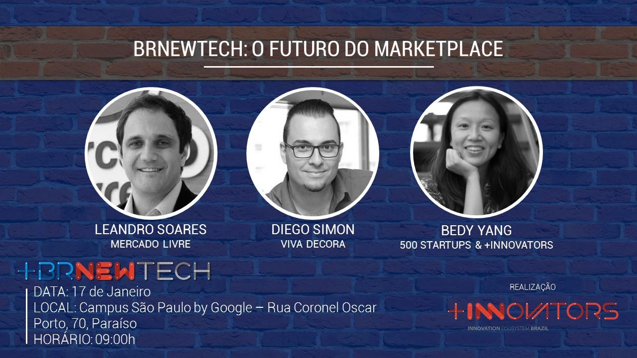 BRNewTech - Marketplace