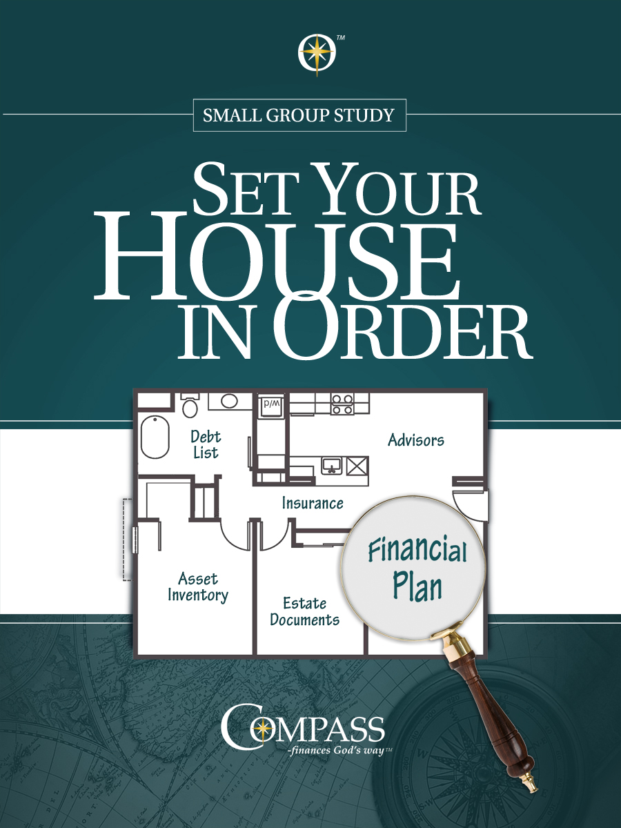 Set Your House in Order study cover