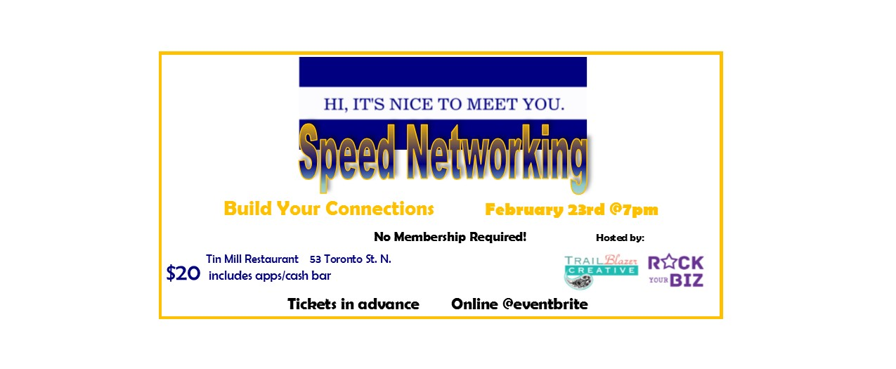 networking speed dating questions Quintessential livecareer discusses frequently asked questions (faqs) about career networking, showing how job-seekers can use networking to enhance job searches.