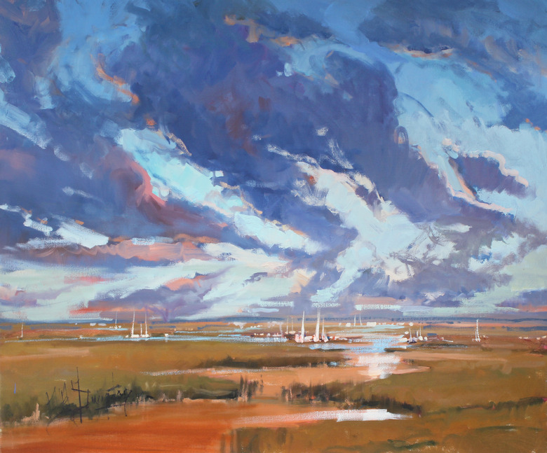 Doug Swinton Painting