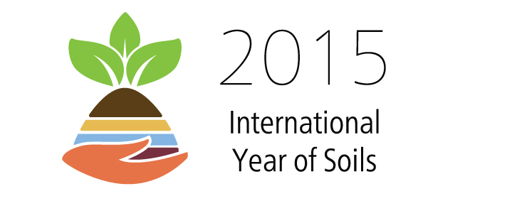 2015 International Year of Soils Logo