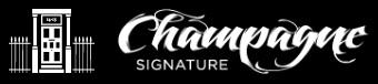 Champagne Signature Logo