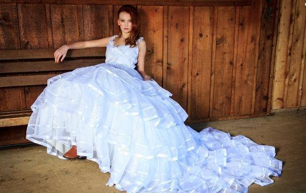 Available Wedding Dress!