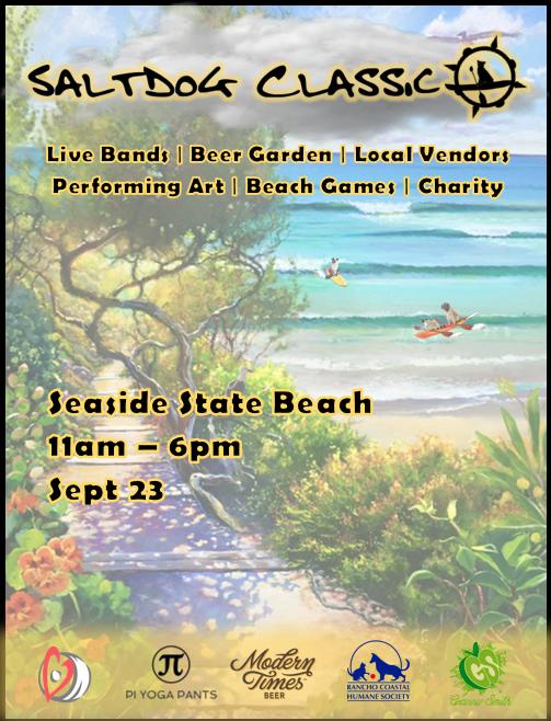 San Diego's newest music festival. SaltDog Classic