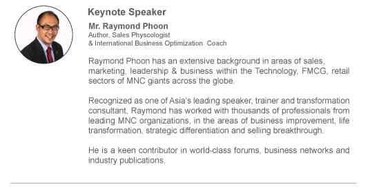 Mr. Raymond Phoon