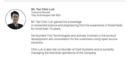 Mr. Tan Chin Luh