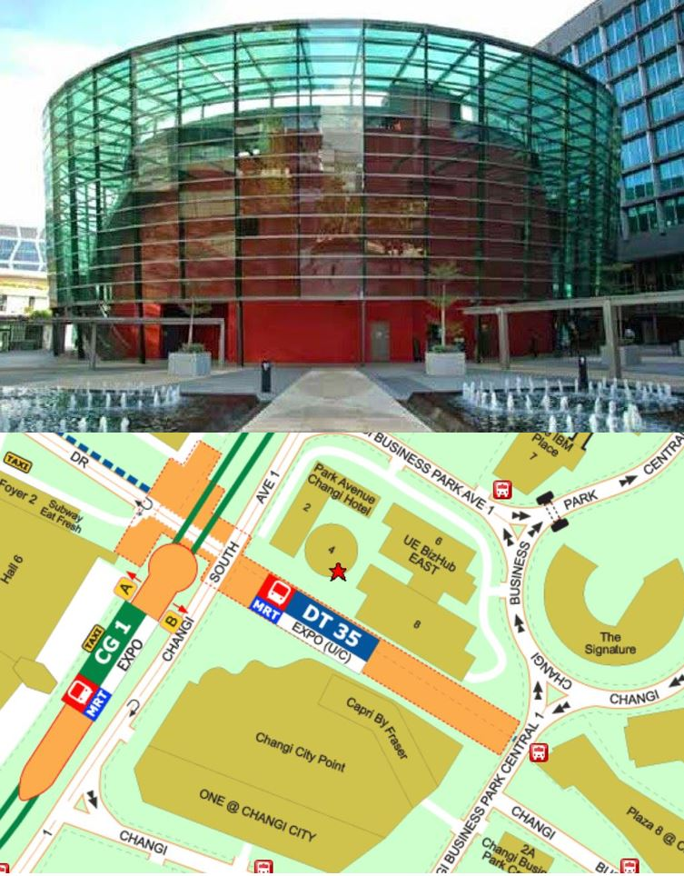UE Convention Hall