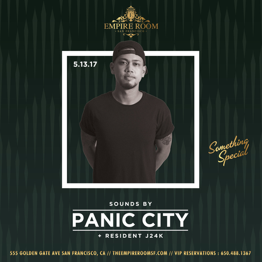 Something Special With Panic City At The Empire Room